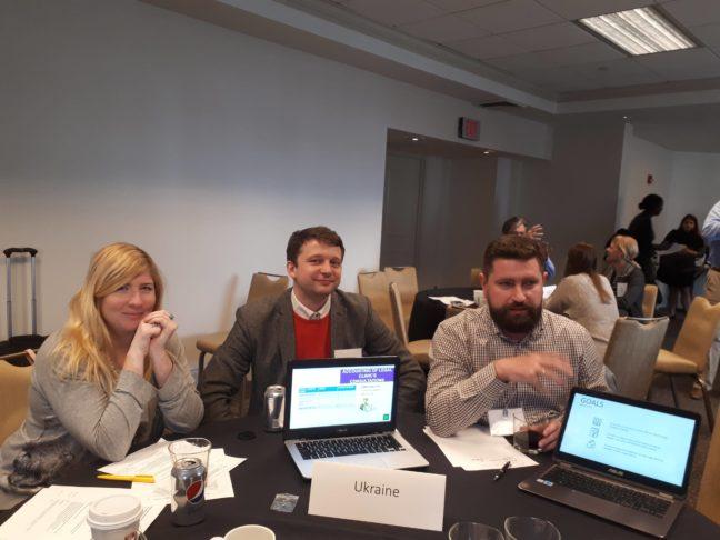У Новому Орлеані Фундація презентувала ІТ-рішення для посилення правових можливостей громад