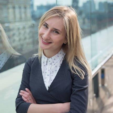 Олена Немченко