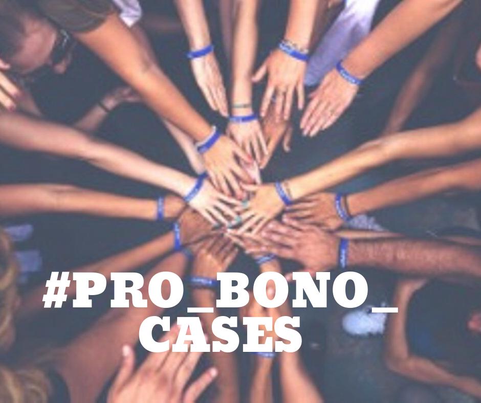 Актуальні справи від Простору Pro Bono