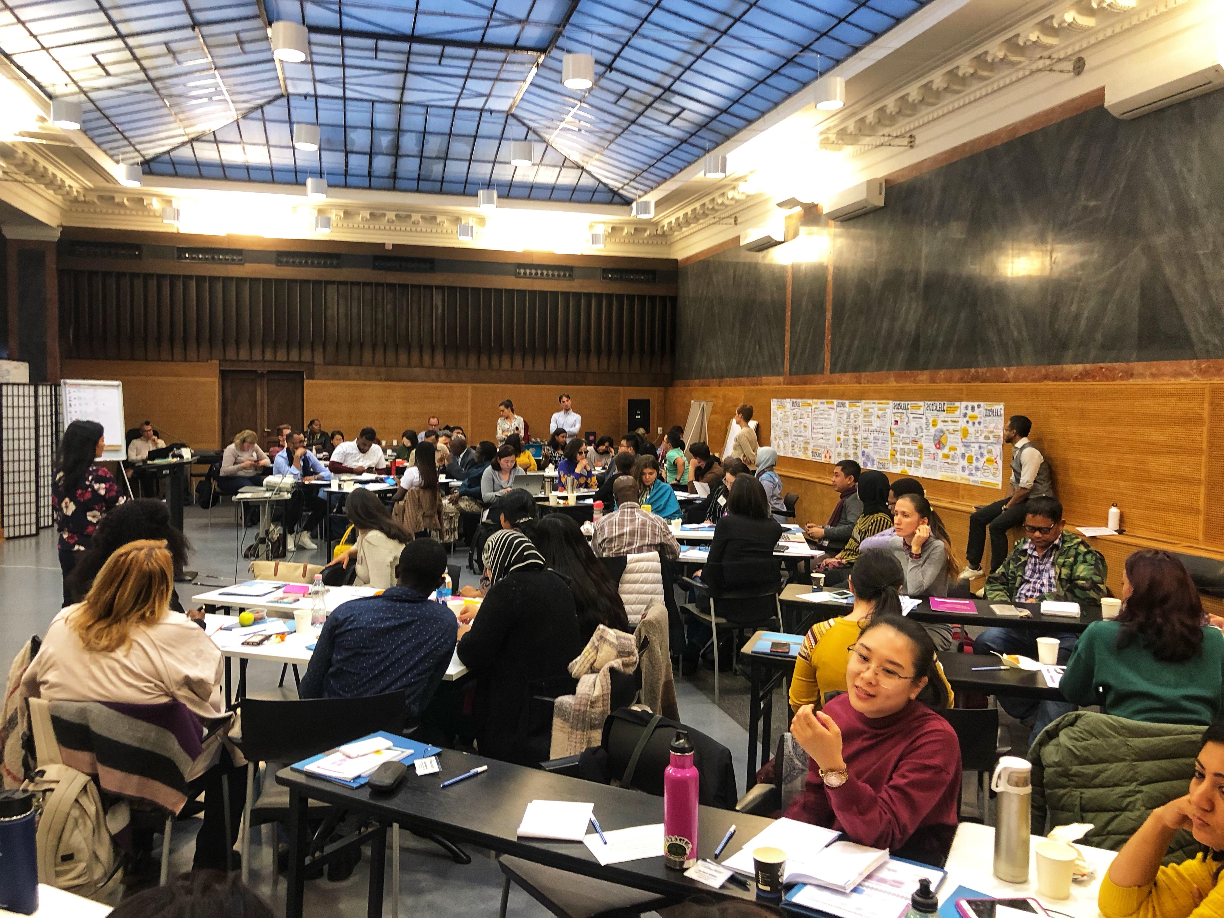 Важливі інсайти протягом #LegalEmpowerment Leadership Course 2019 🇹🇯🇺🇦, корисні для будь-якої ГО, яка згуртовує людей навколо вирішення проблеми