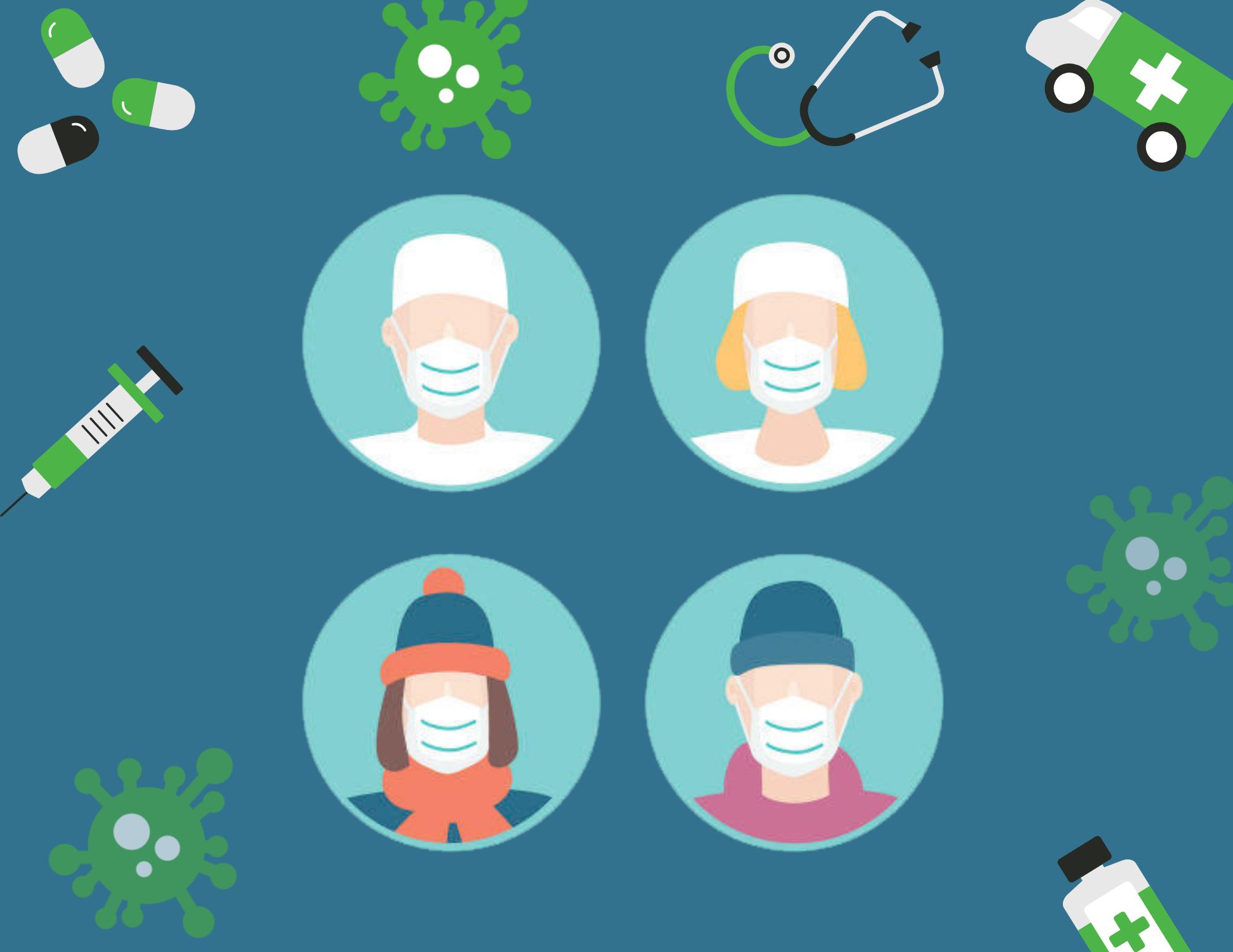 Як роботодавець може попіклуватися про здоров'я та безпеку працівників під час епідемії