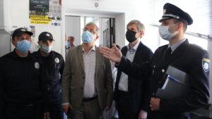 Cистему «Custody Records» планують запровадити у десяти підрозділах поліції Харківської області
